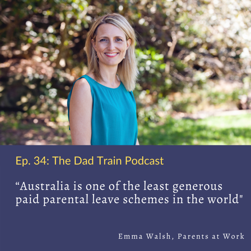 Emma Walsh quote - on parental leave