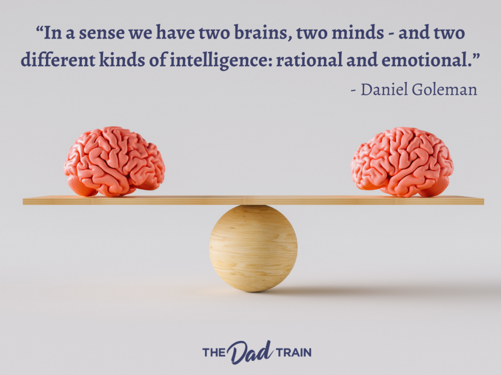 Emotional Intelligence for Kids - Daniel Goleman quote