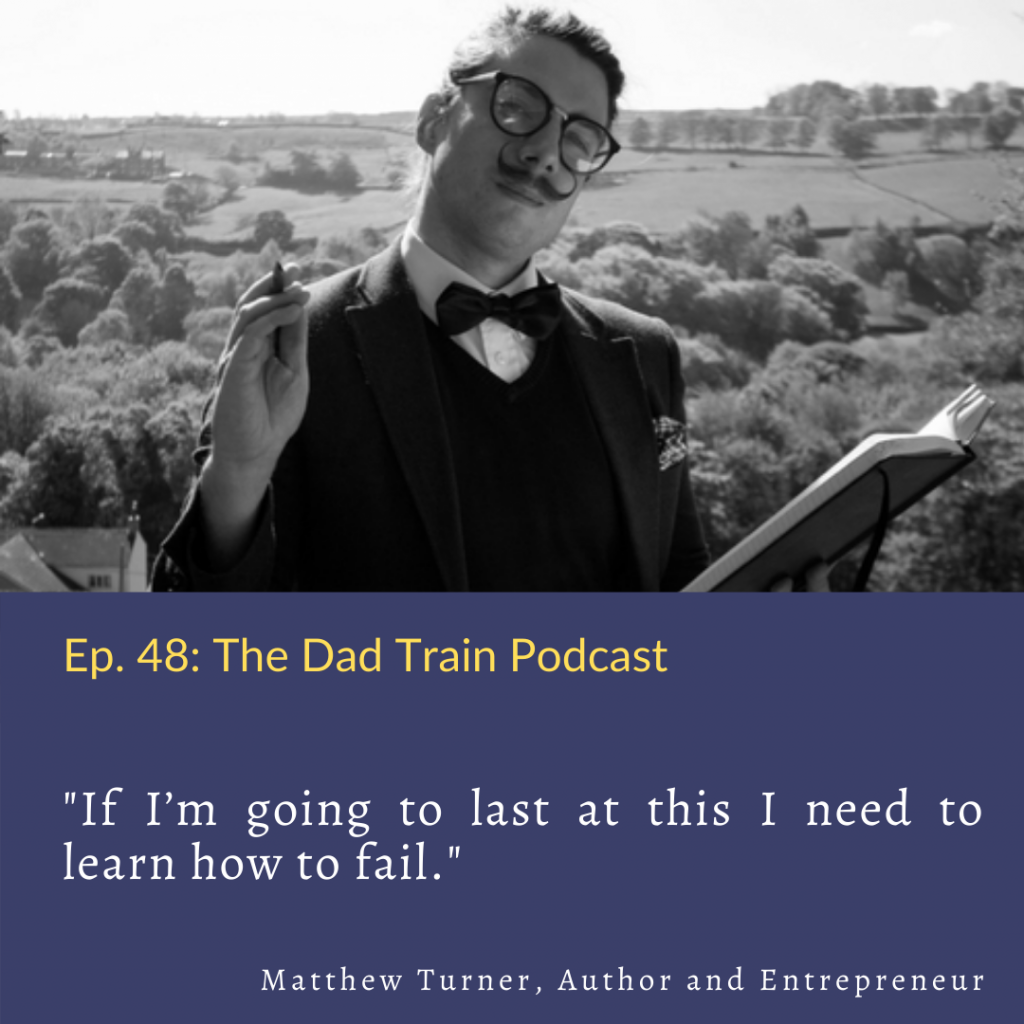 Matthew Turner - how to develop a growth mindset