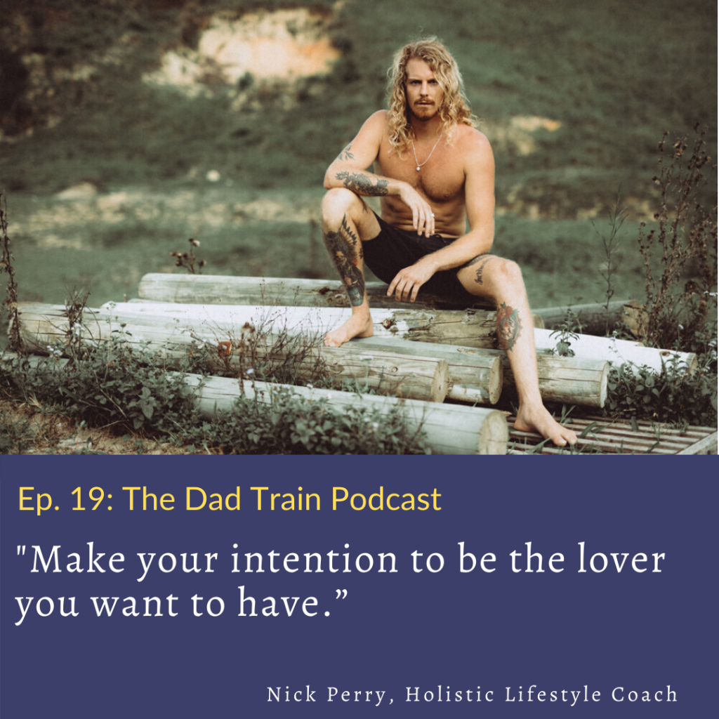 Nick Perry - holistic lifestyle coach
