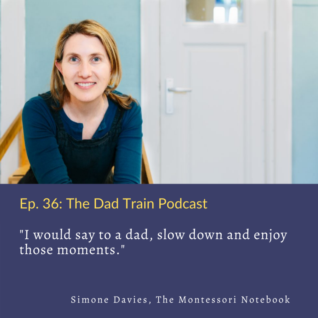 Montessori Method for Dads - Simone Davies