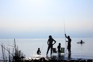 family culture - fishing