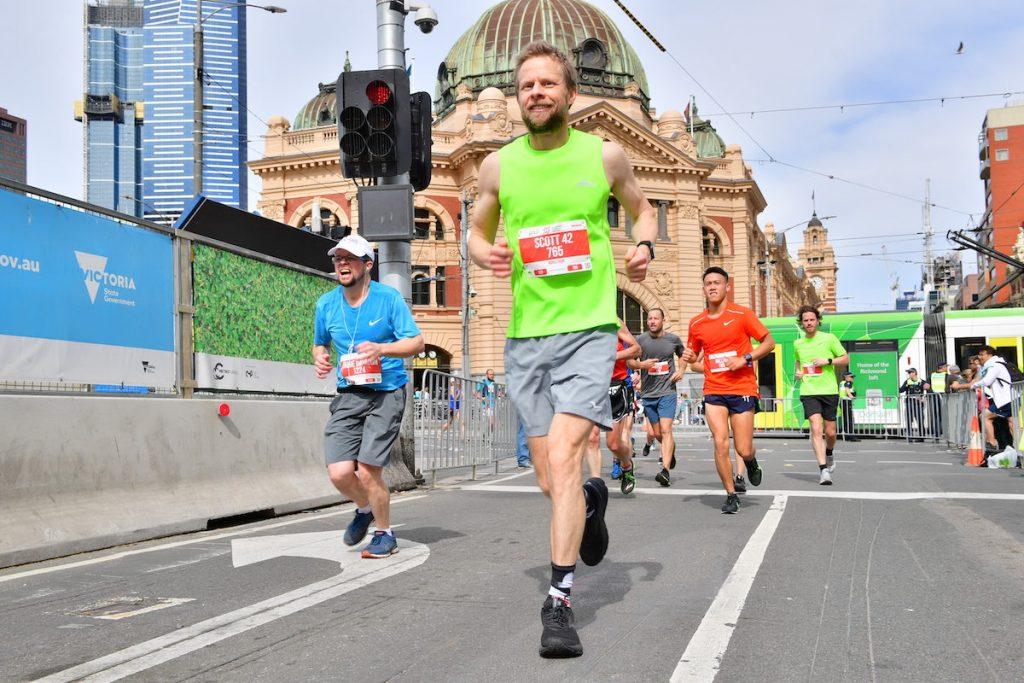 Marathon life lessons