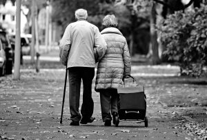 10 Famous Quotes About Marriage - old married couple
