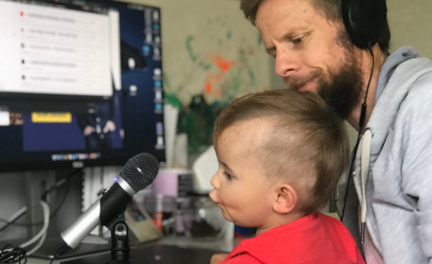 The Dad Train Podcast - launching soon